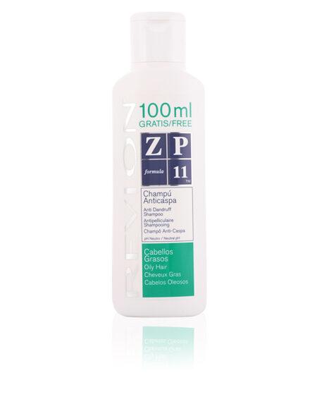 ZP11 champú anticaspa cabellos grasos 400 ml by Revlon