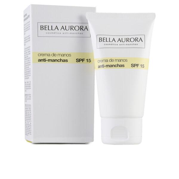 M7 crema de manos anti-manchas SPF15 75 ml by Bella Aurora