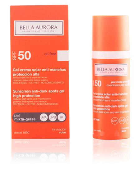 BELLA AURORA SOLAR gel anti-manchas mixta/grasa SPF50 50 ml by Bella Aurora