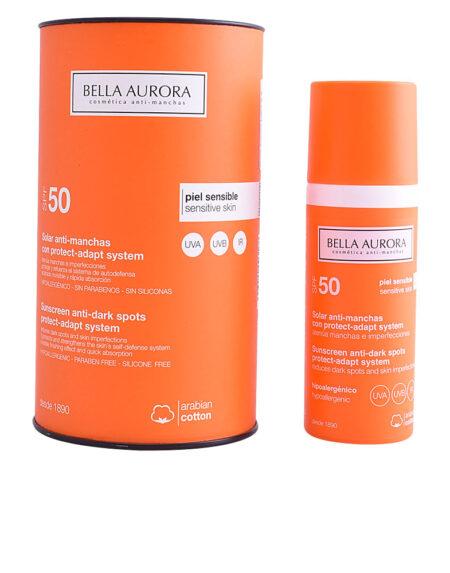 BELLA AURORA SOLAR anti-manchas piel sensible SPF50+ 50 ml by Bella Aurora
