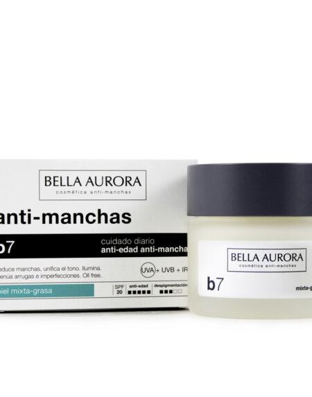B7 antimanchas regenerante aclarante mixta/grasa SPF15 50 ml by Bella Aurora