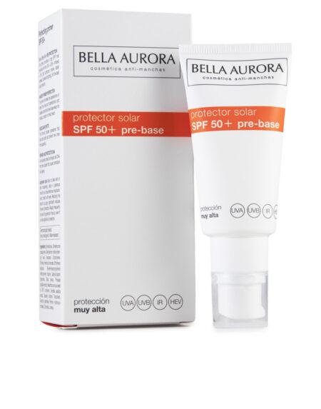 BELLA AURORA SOLAR protector SPF50+ pre-base 30 ml by Bella Aurora