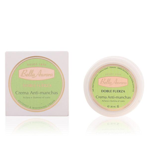 DOBLE FUERZA crema anti-manchas 30 ml by Bella Aurora