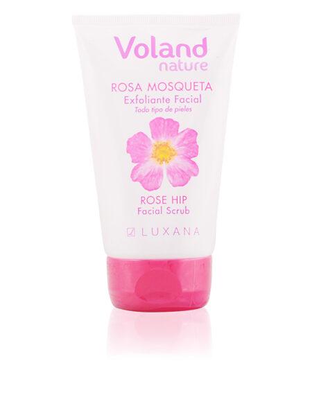 VOLAND exfoliante facial rosa mosqueta 100 ml by Voland Nature