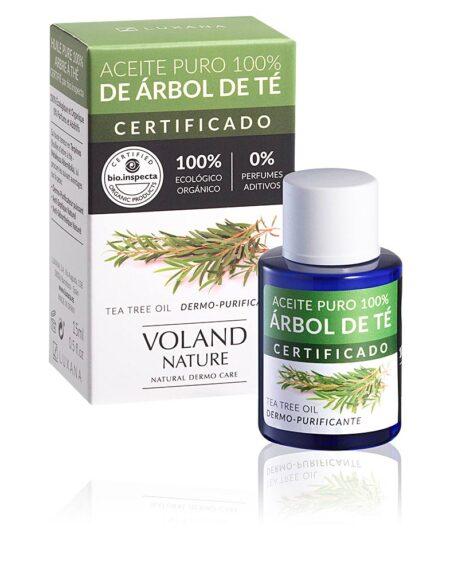 BIO-INSPECTA aceite 100% árbol de te orgánico 15 ml by Voland Nature