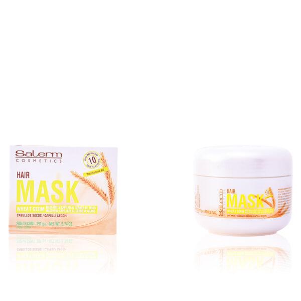 WHEAT GERM hair mask 200 ml by Salerm