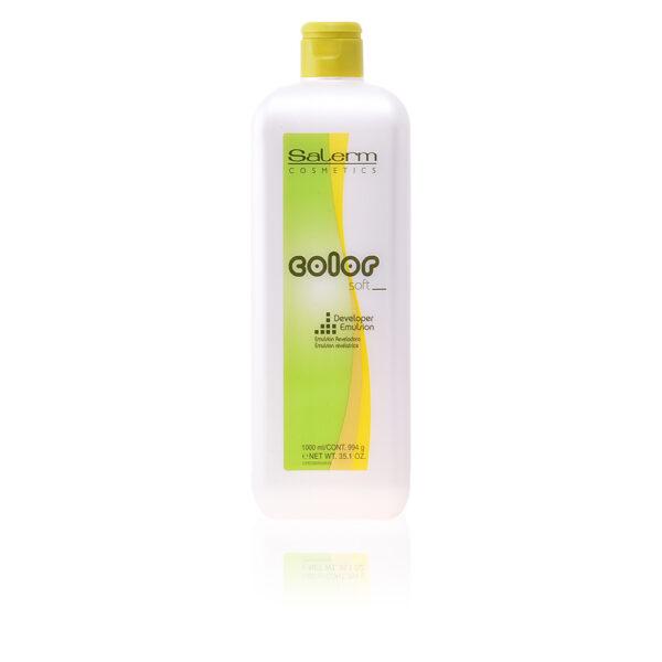 COLOR SOFT developer emulsion 1000 ml by Salerm