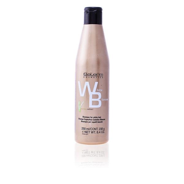 WHITE shampoo for white hair 250 ml by Salerm