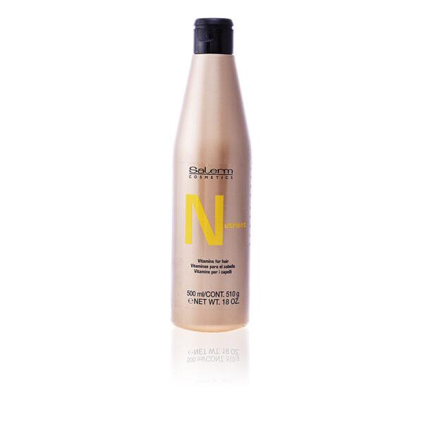 NUTRIENT shampoo vitamins for hair 500 ml by Salerm