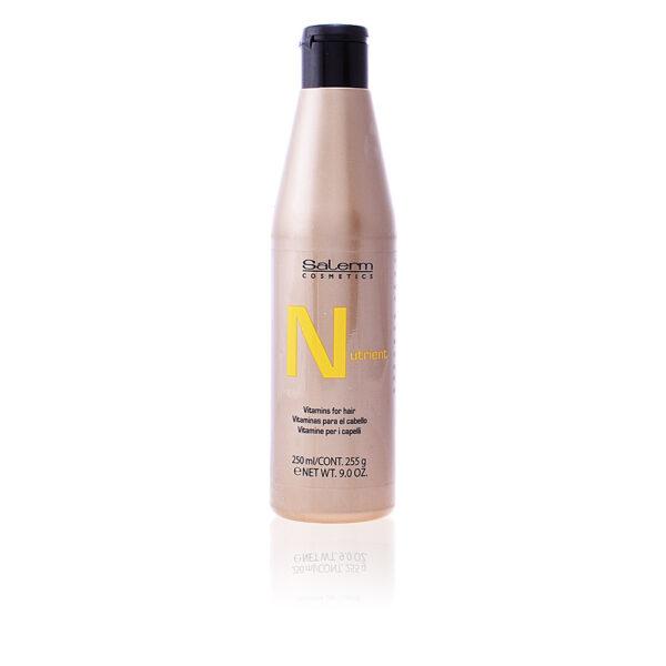 NUTRIENT shampoo vitamins for hair  250 ml by Salerm