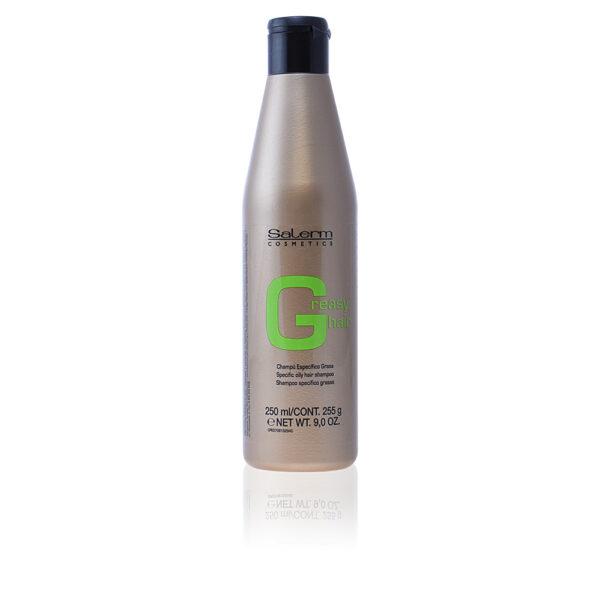 GREASY HAIR specific oily hair shampoo 250 ml by Salerm