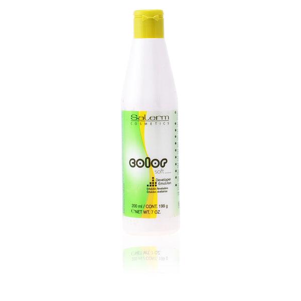 COLOR SOFT developer emulsion 200 ml by Salerm