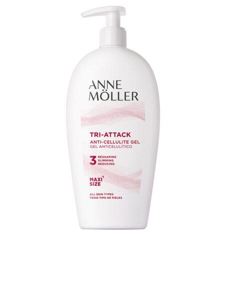 TRI-ATTACK anti-cellulite gel 400 ml by Anne Möller