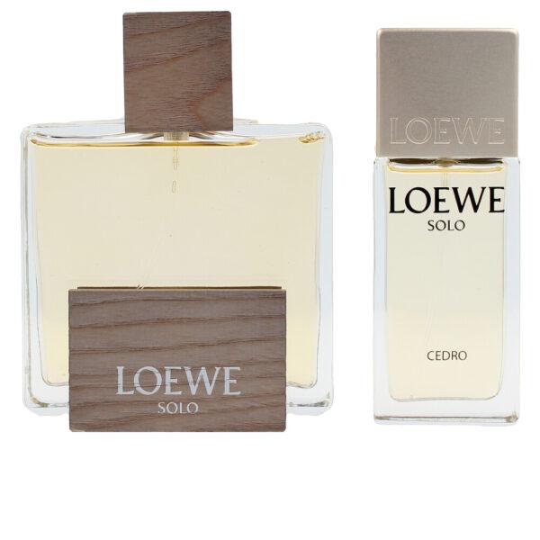 SOLO LOEWE CEDRO LOTE 2 pz by Loewe