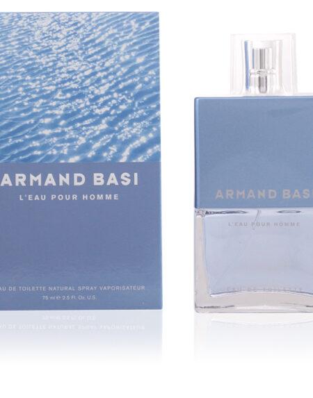 L'EAU POUR HOMME edt vaporizador 75 ml by Armand Basi