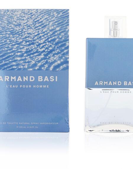 L'EAU POUR HOMME edt vaporizador 125 ml by Armand Basi