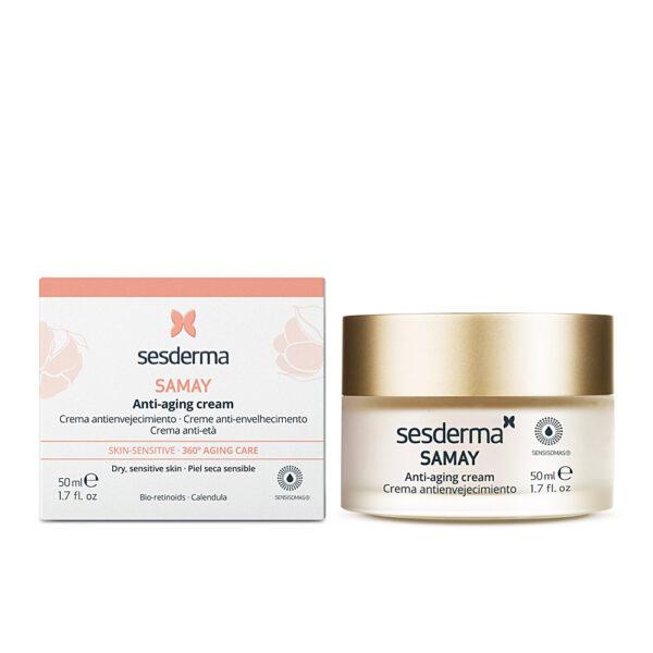 SAMAY crema antienvejecimiento piel sensible 50 ml by Sesderma