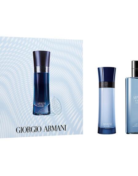 ARMANI CODE colonia LOTE 2 pz by Armani
