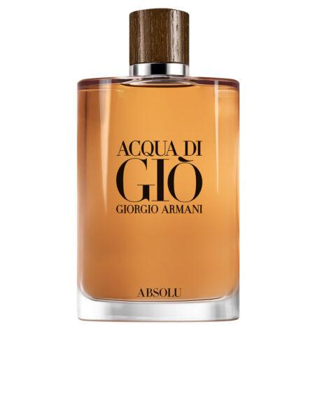 ACQUA DI GIÒ ABSOLU limited edition edp vaporizador 200 ml by Armani