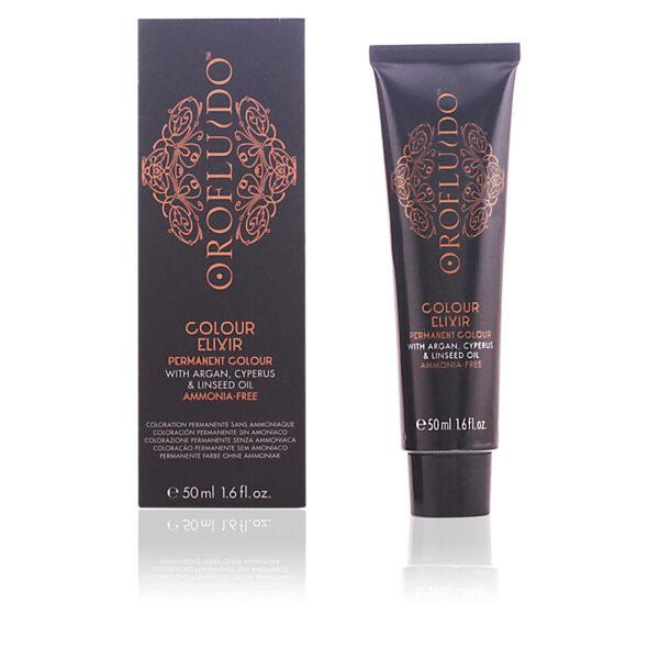 COLOUR ELIXIR permanent colour #1 black 50 ml by Orofluido