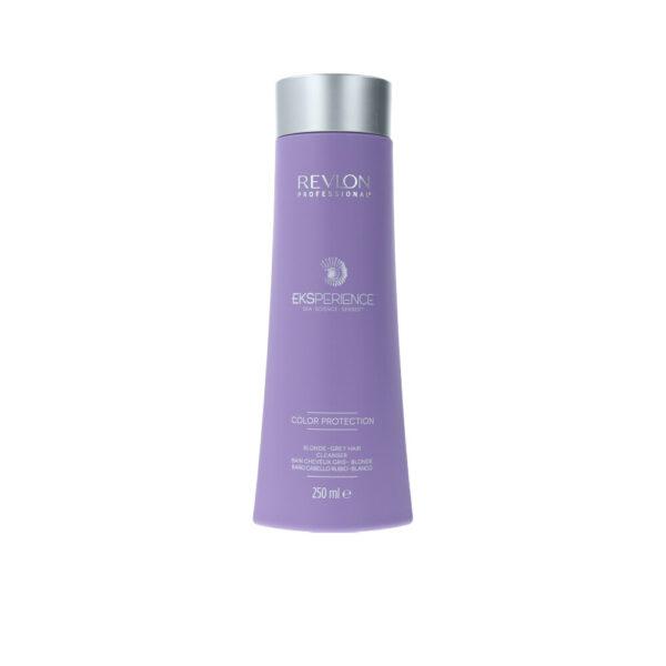 EKSPERIENCE COLOR PROTECTION blond-grey hair cleanser 250 ml by Revlon