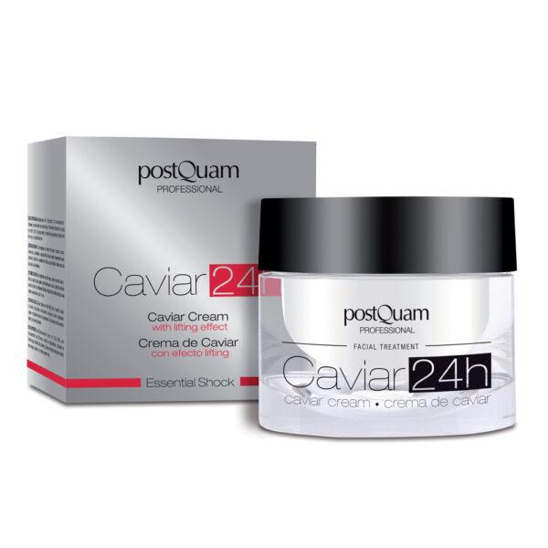 CAVIAR CREAM lifting effect 24h 50 ml by Postquam