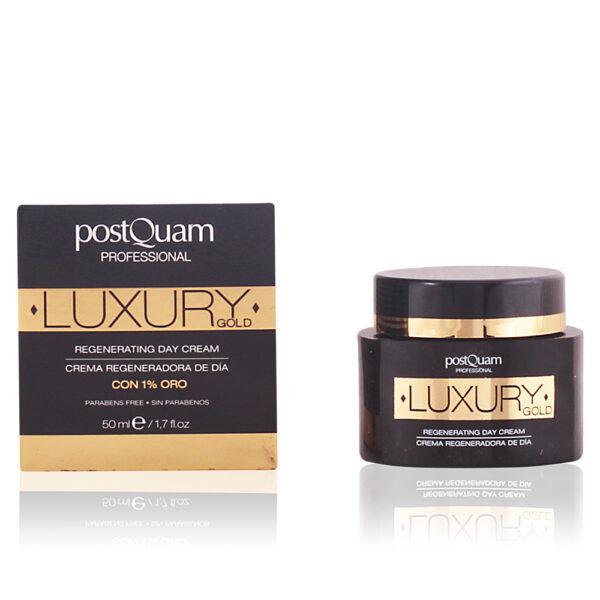 LUXURY GOLD regenerating day cream 50 ml by Postquam