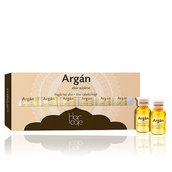 HAIRCARE ARGAN SUBLIME fragile hair elixir 6 x 3 ml by Postquam