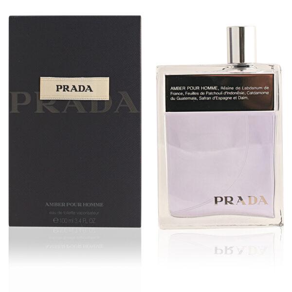 PRADA AMBER POUR HOMME edt vaporizador 100 ml by Prada