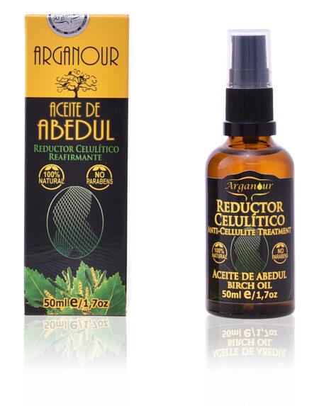 ANTI-CELLULITE TREATMENT birch oil 50 ml by Arganour