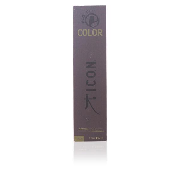 ECOTECH COLOR natural color #7.1 medium ash blonde 60 ml by I.C.O.N.