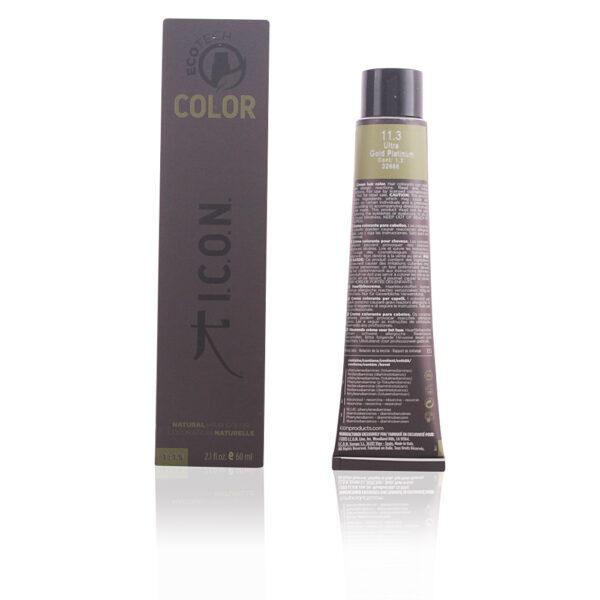 ECOTECH COLOR natural color #11.3 ultra gold platinum 60 ml by I.C.O.N.