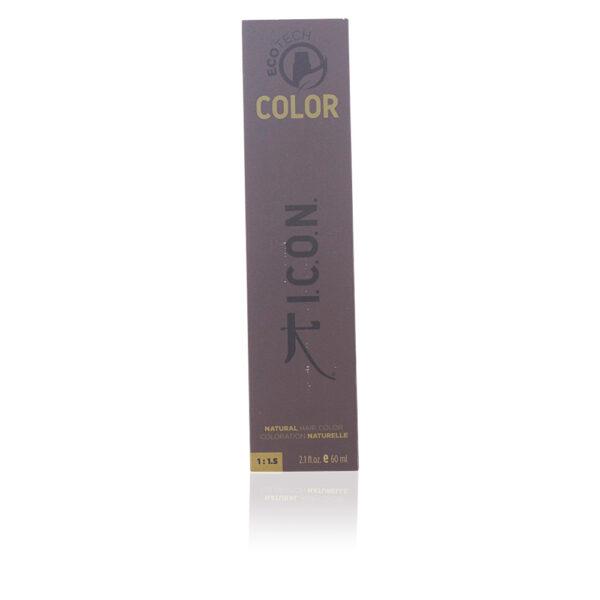 ECOTECH COLOR #7.43 medium copper golden blonde 60 ml by I.C.O.N.