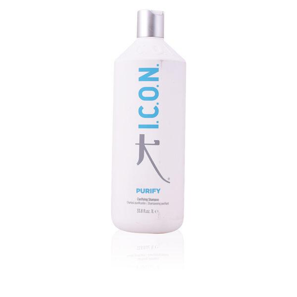 PURIFY clarifying shampoo 1000 ml by I.C.O.N.