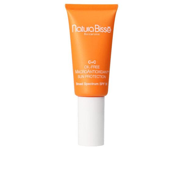 C+C SUN PROTECT oil free macroantioxidant SPF30 30 ml by Natura Bissé