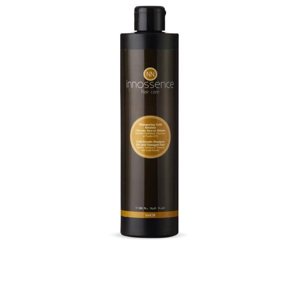 INNOR shampooing gold kératine 500 ml by Innossence