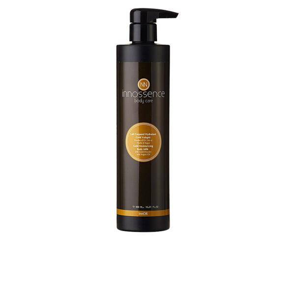 INNOR lait corporel hydratant gold volupté 500 ml by Innossence