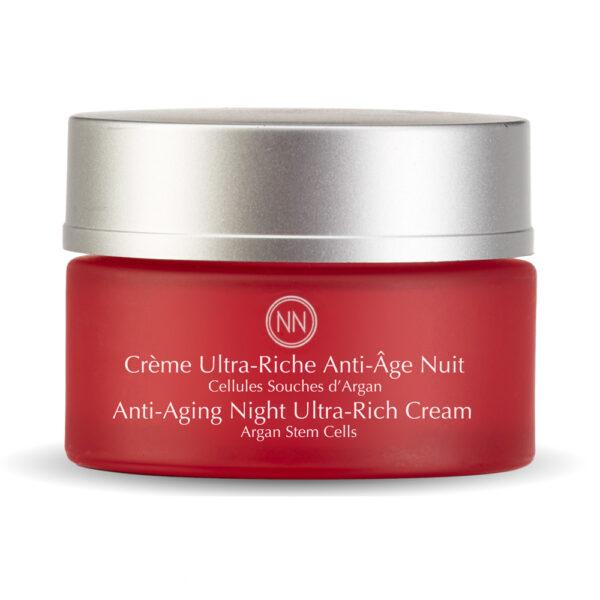 REGENESSENT crème ultra-riche anti-âge nuit 50 ml by Innossence