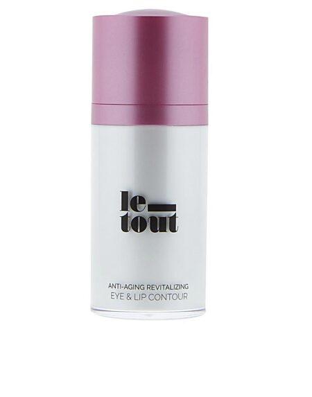 ANTI-AGING revitalizing eye & lip contour 15 ml by Le Tout