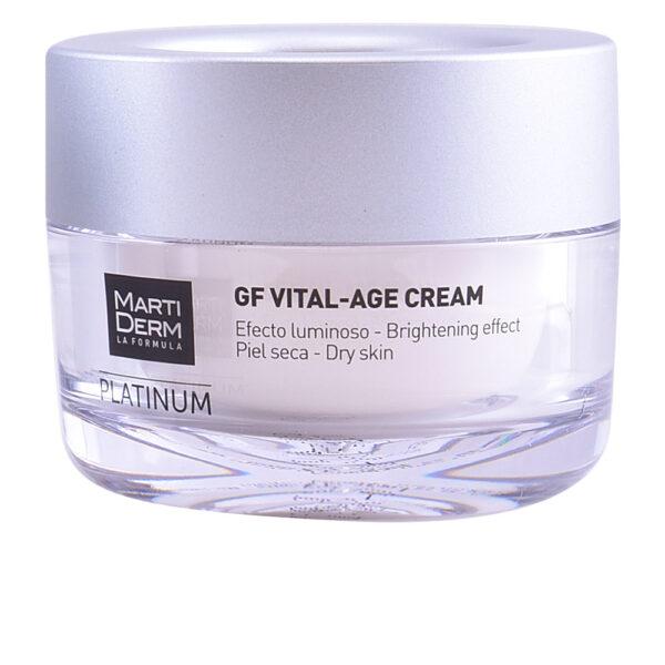 PLATINUM GF VITAL AGE day cream dry skin 50 ml by Martiderm