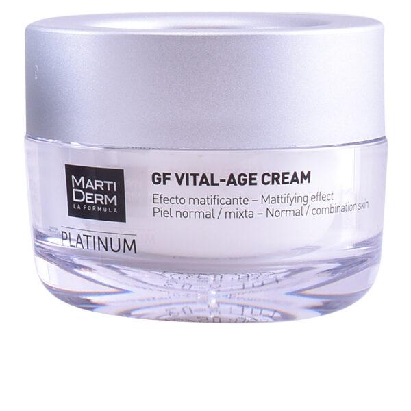 PLATINUM GF VITAL AGE day cream normal/combination skin 50ml by Martiderm