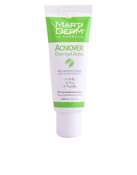 ACNIOVER cremigel activo piel grasa y acnéica 40 ml by Martiderm