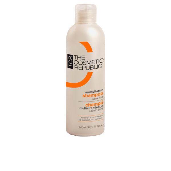 MULTI-VITAMIN shampoo 200 ml by The Cosmetic Republic