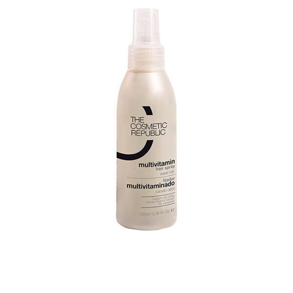 MULTI-VITAMIN fibrehold spray 100 ml by The Cosmetic Republic