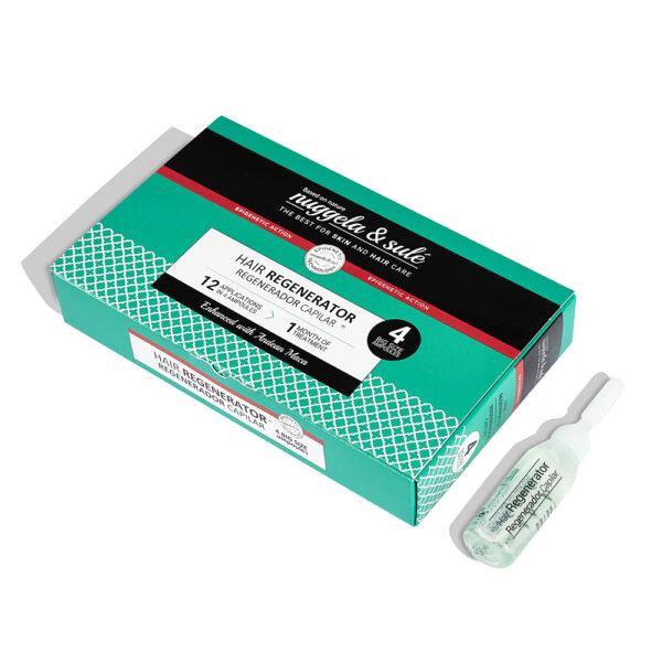REGENERADOR CAPILAR 4 ampollas x 10 ml by Nuggela & Sulé