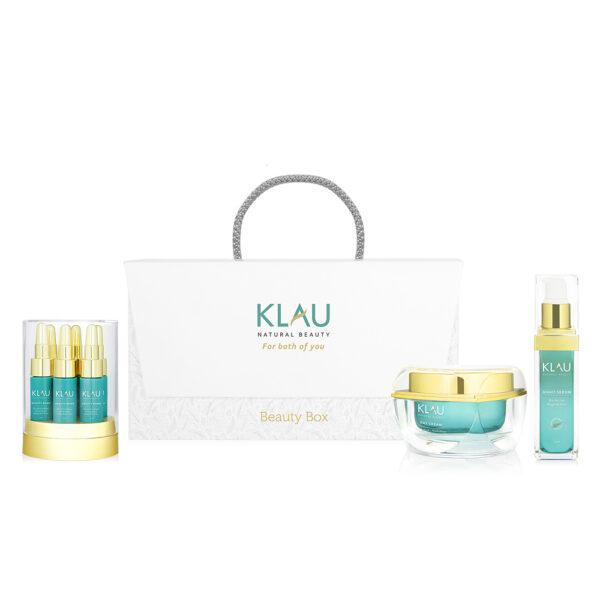 BEAUTY BOX LOTE 3 pz by Klay Natural Beauty
