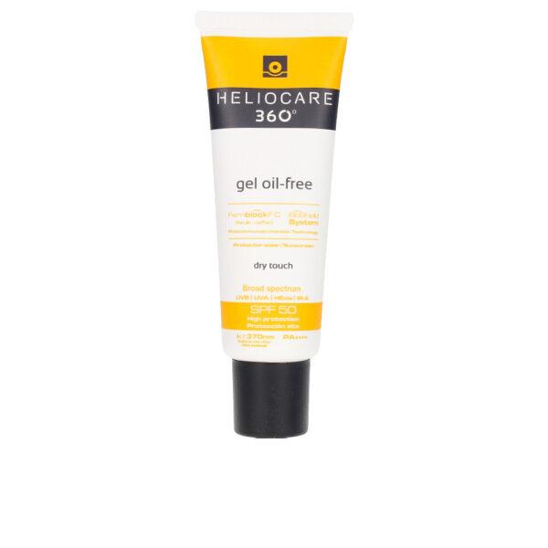 360º SPF50 gel oil-free 50 ml by Heliocare