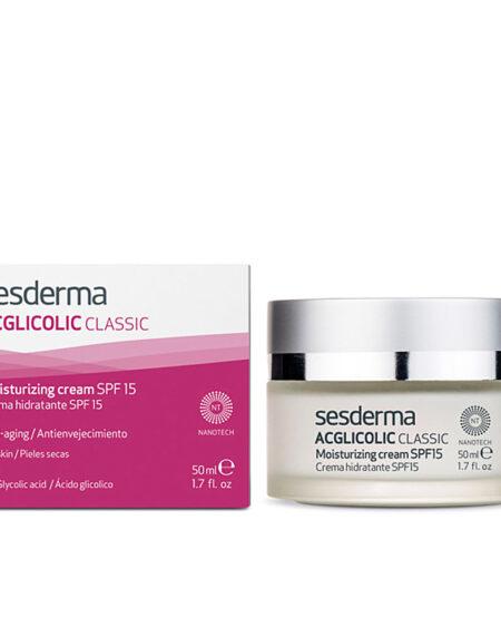 ACGLICOLIC classic crema hidratante SPF15 50 ml by Sesderma