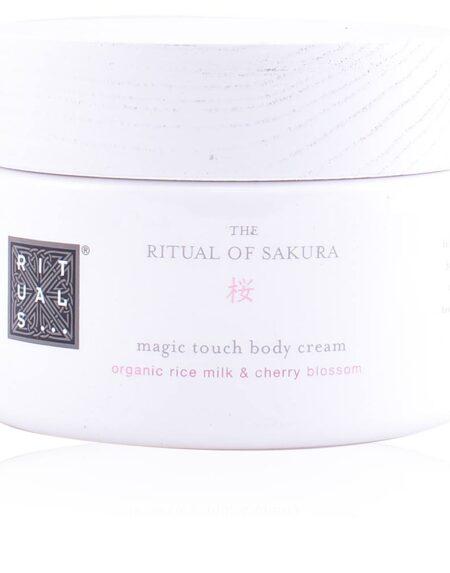 SAKURA magic touch body cream 220 ml by Rituals