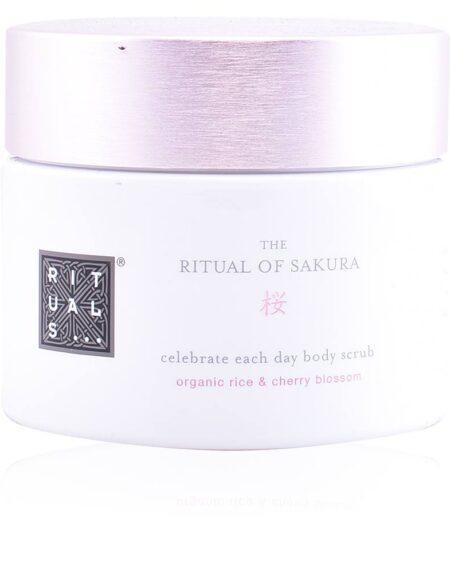 SAKURA body scrub 125 ml by Rituals